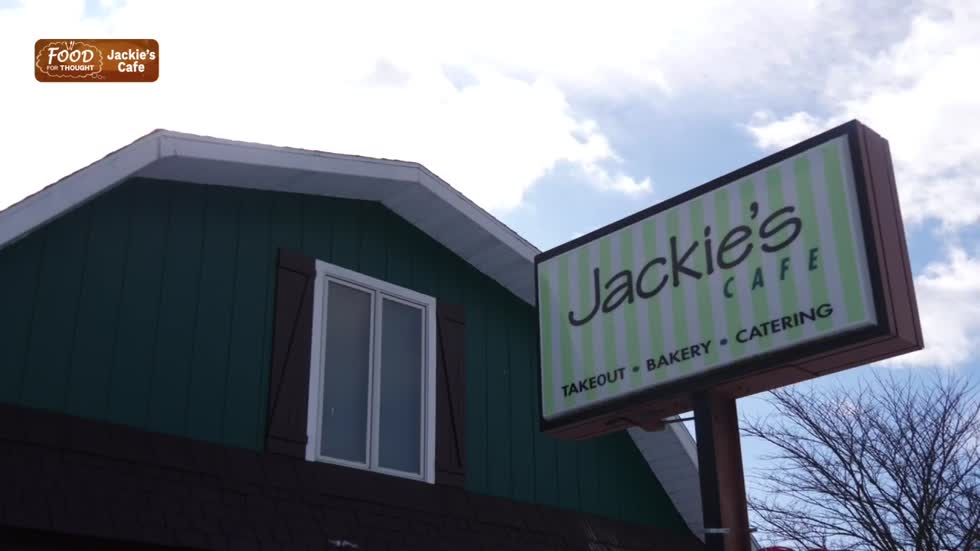 Food for Thought: Jackie's Cafe