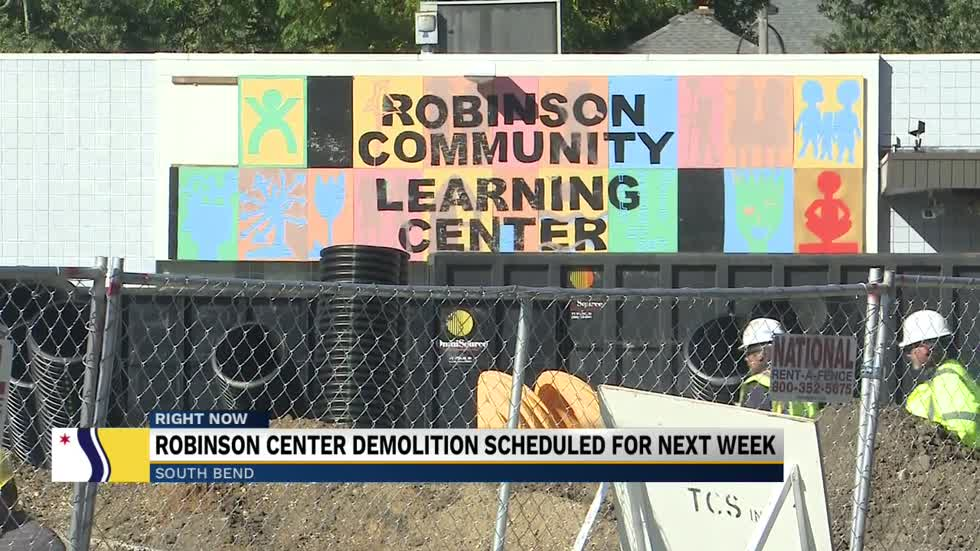Former Robinson Community building to be demolished