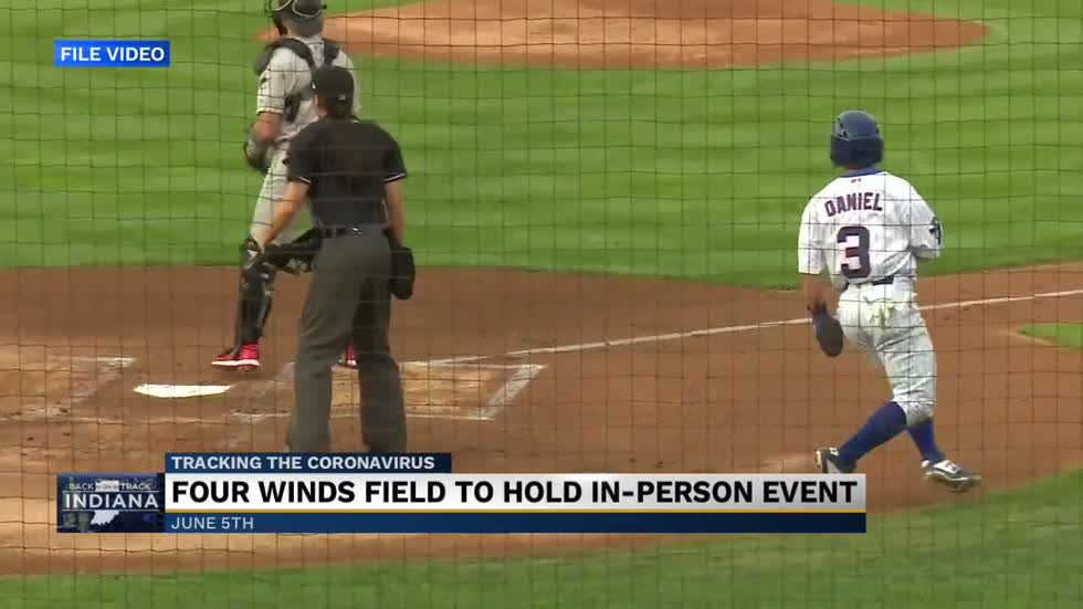 South Bend Cubs hosting 'Evening at Four Winds Field'