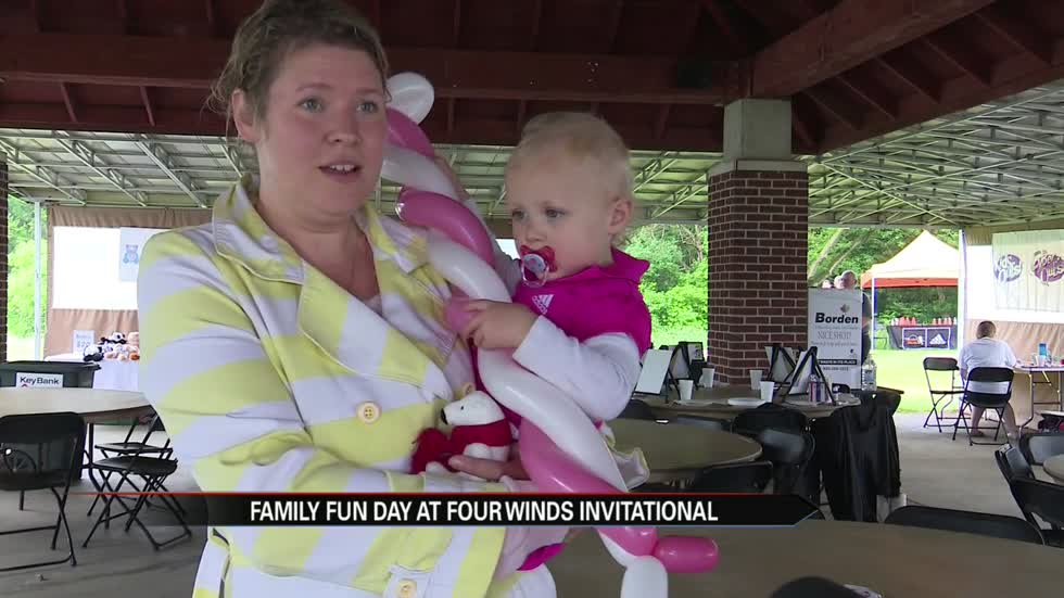 Four Winds Invitational comes to a close with Family Fun Day