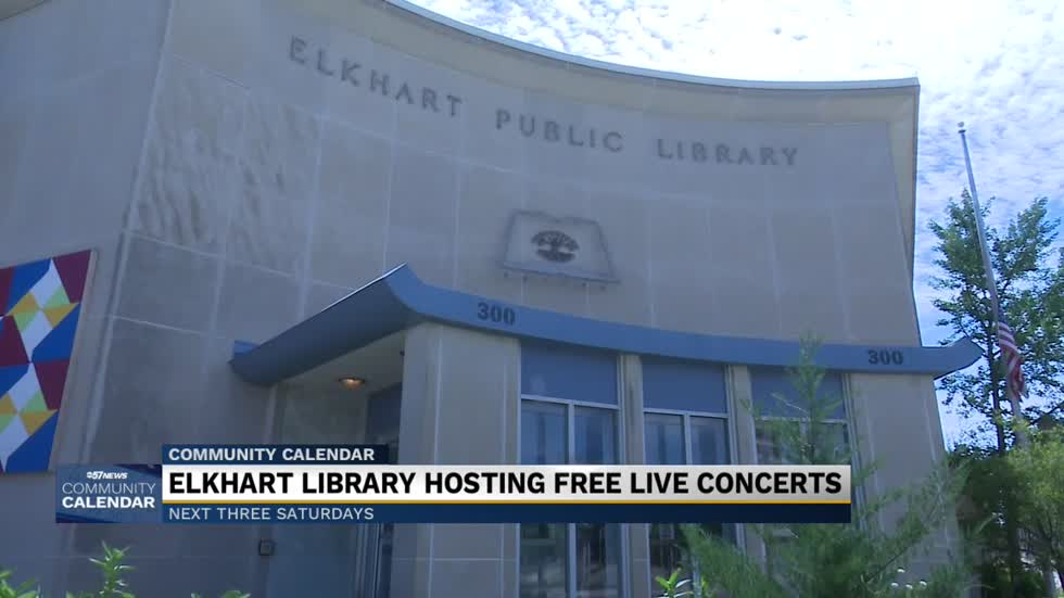 Free live concerts in downtown Elkhart