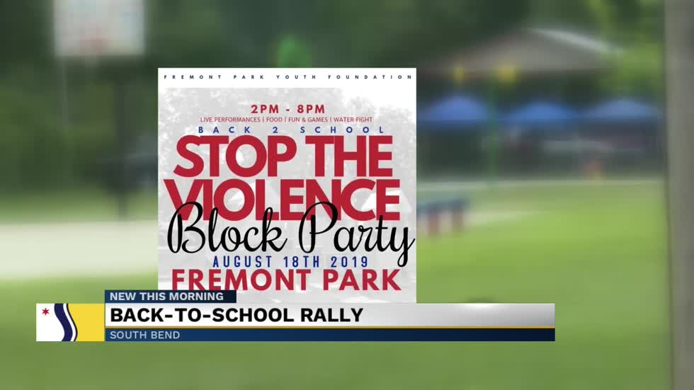 Fremont Youth Foundation hosting annual Stop the Violence Rally Sunday
