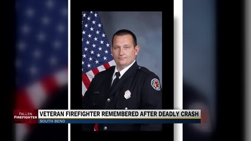 Friends and colleagues remember firefighter Jeremy Bush