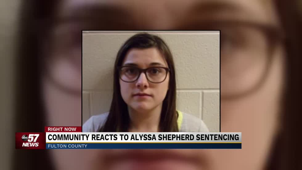 Fulton Co. community reacts to Alyssa Shepherd sentencing