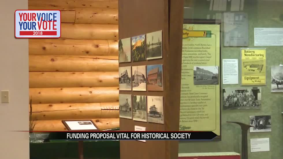 Voters approve Funding proposal for North Berrien Historical Society