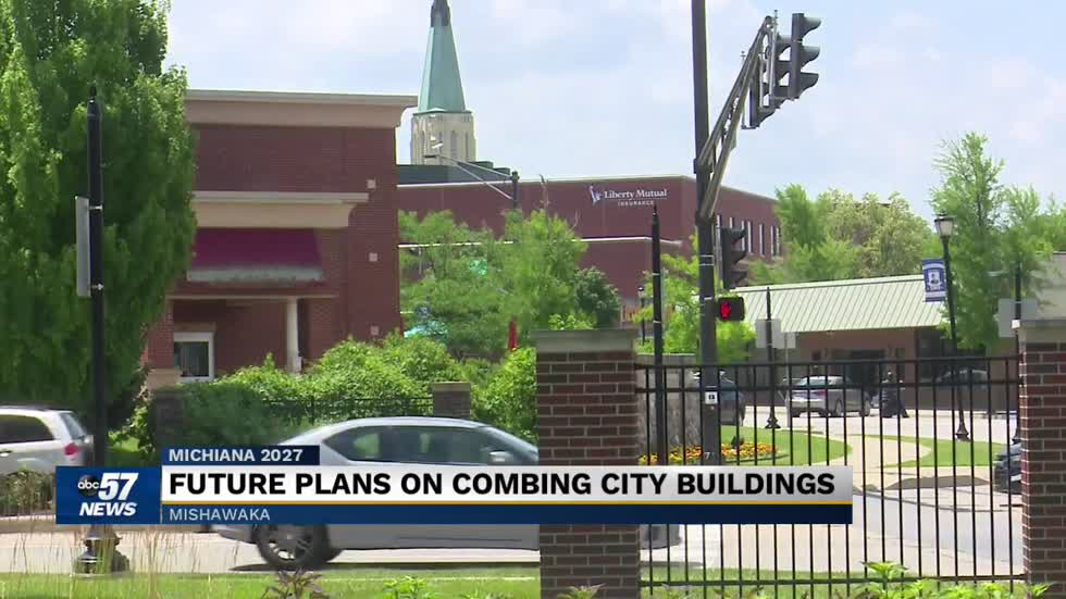 Mishawaka plans to combine city, police buildings at Liberty Mutual site downtown