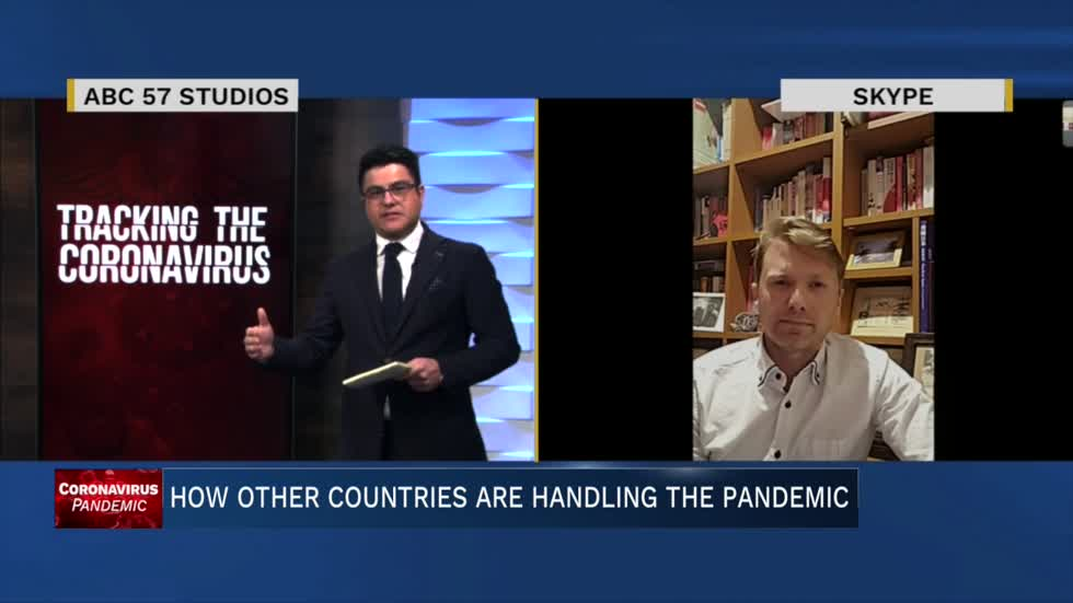 Global pandemic: How other countries are handling COVID-19