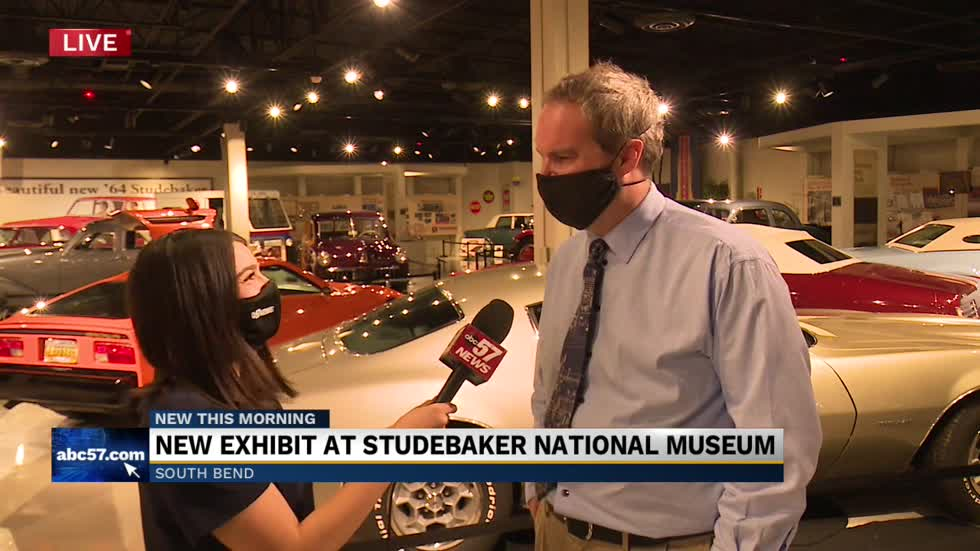 Go down memory lane at Studebaker National Museum newest exhibit