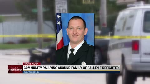 GoFundMe set up for South Bend firefighter killed in motorcycle...