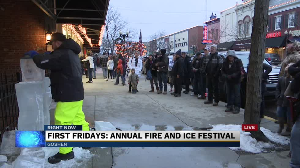 Goshen hosts annual Fire and Ice Festival
