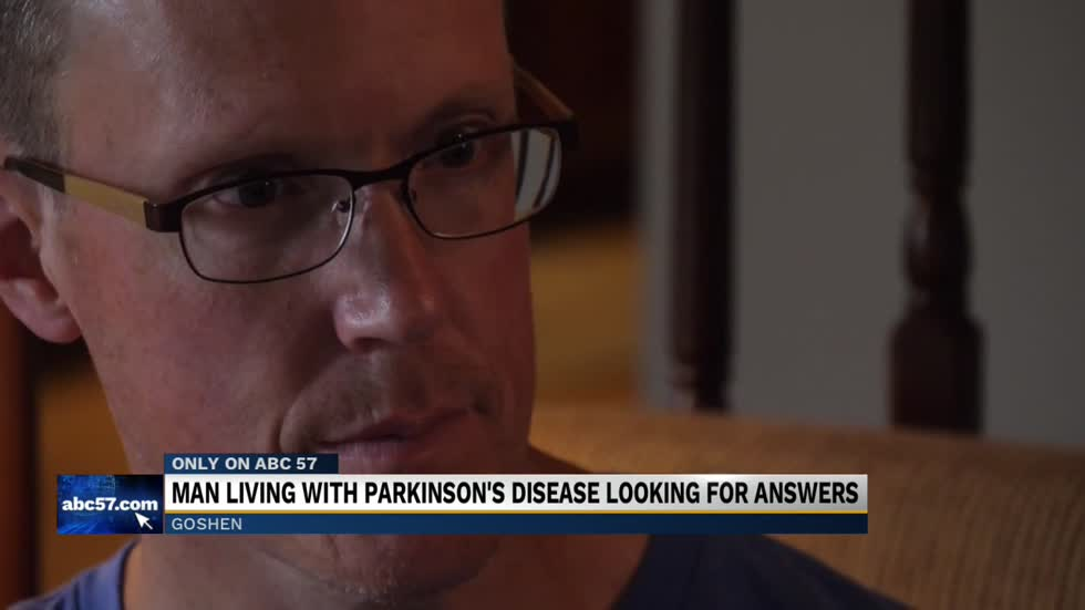 Goshen man living with Parkinson's disease uses 23andMe to find answers