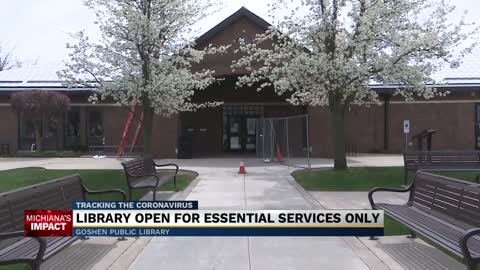 Goshen Public Library set to reopen Tuesday