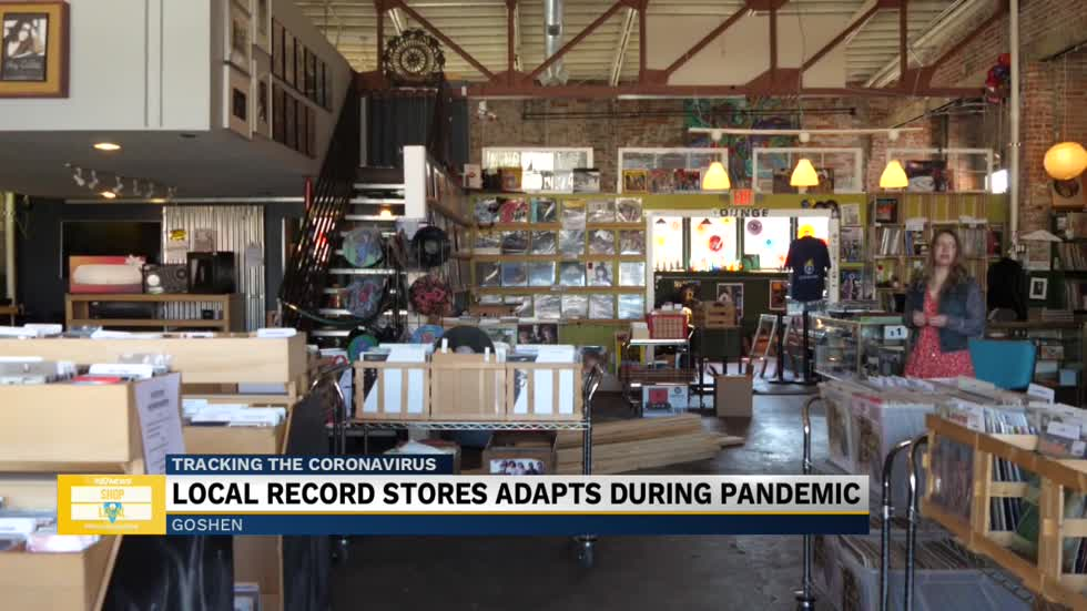 Goshen record store reschedules concerts, offers shopping by appointment