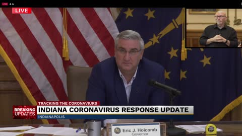 Gov. Holcomb: State remaining in Stage 4.5 until August 27