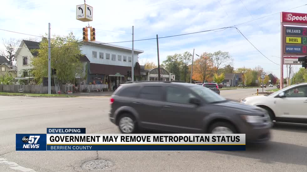 Berrien County fighting to maintain metropolitan status