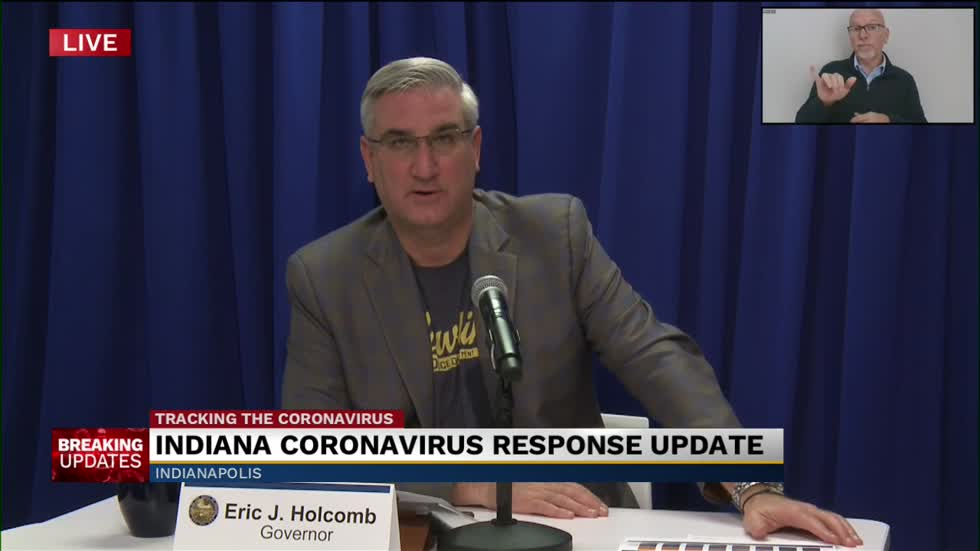 Governor Holcomb deploying National Guard to long term care facilities