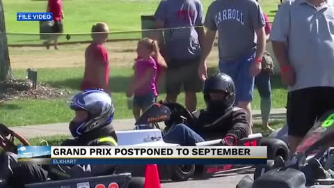Grand Prix in downtown Elkhart rescheduled
