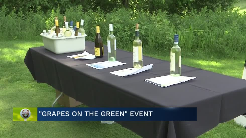 Grapes on the Green makes its way to Blackthorn Golf Club