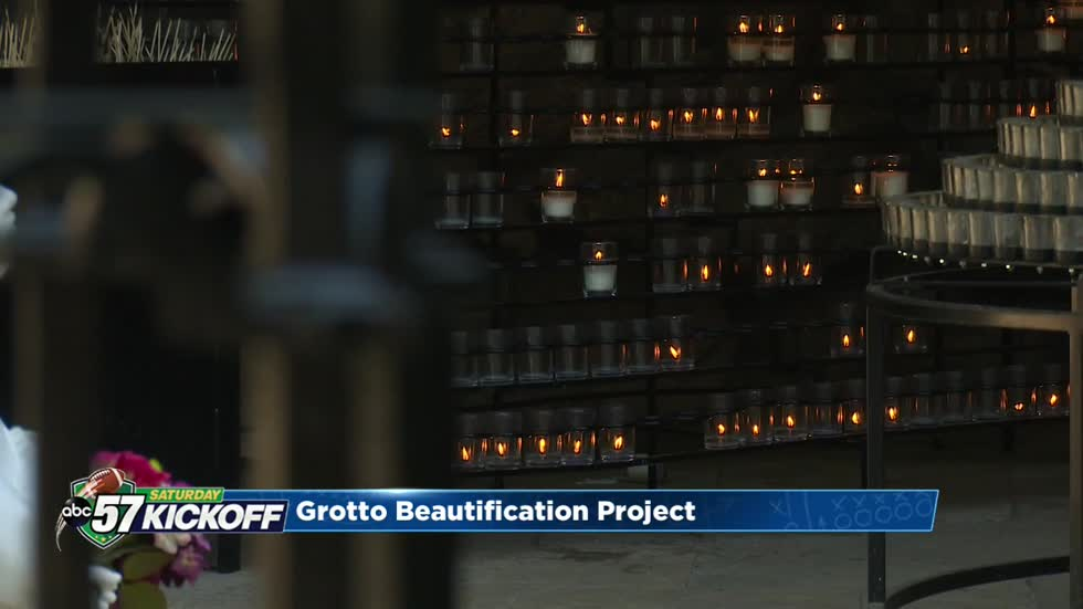 Notre Dame spends summer, fall renovating Grotto