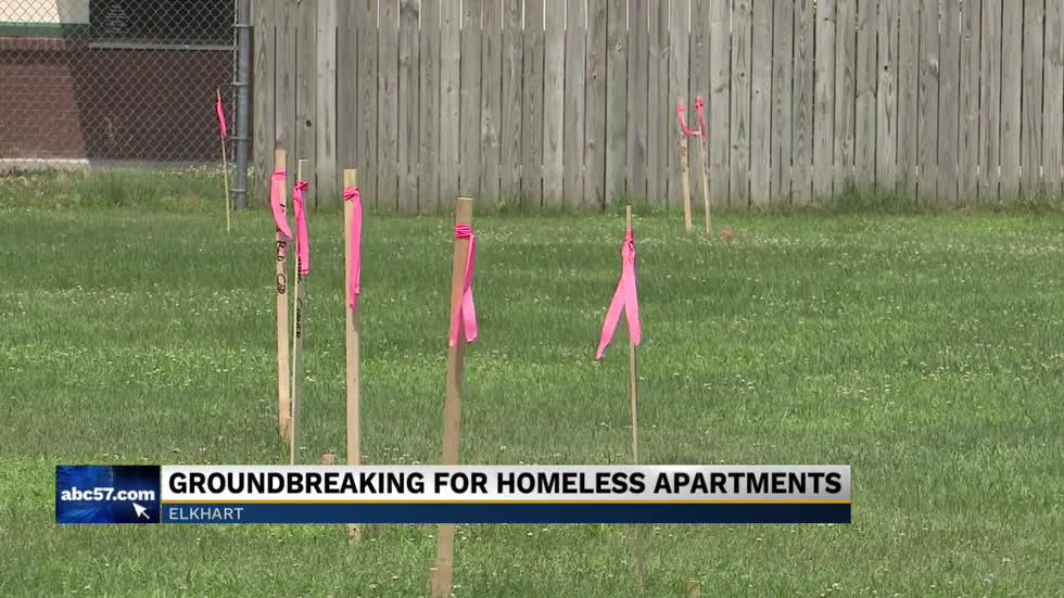Groundbreaking ceremony held for Benham Avenue Apartments