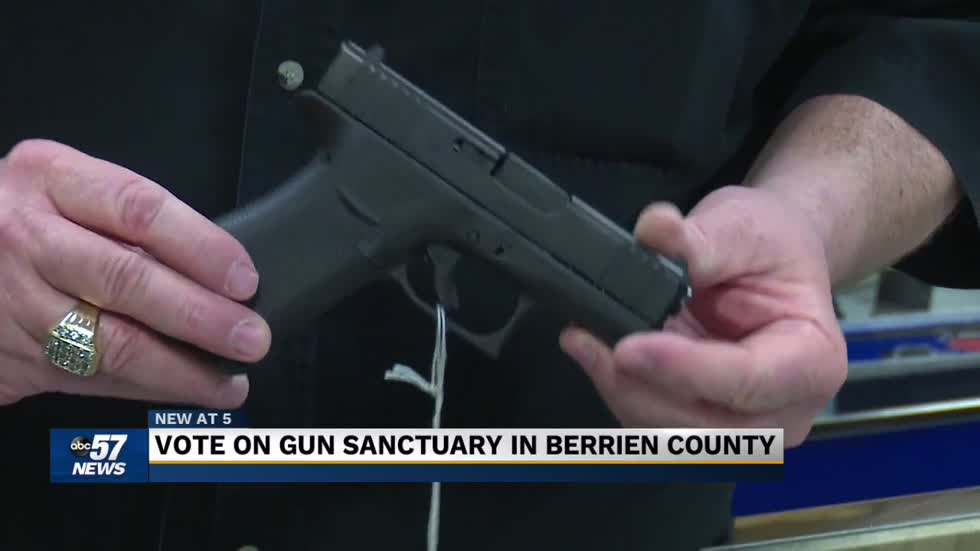 Gun sanctuary proposal sees lack of support ahead of Thursday vote