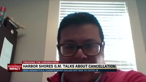 Harbor Shores general manager talks Senior PGA Championship cancellation...