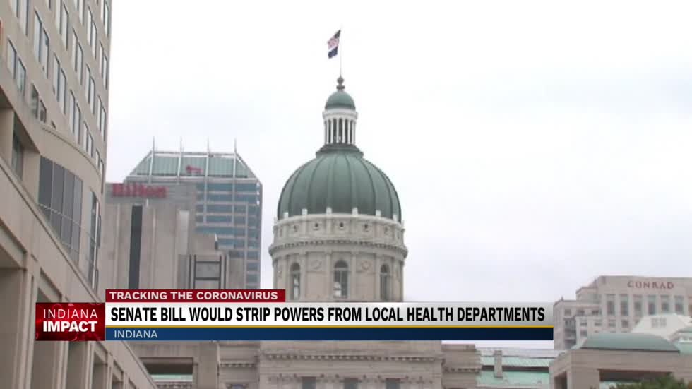 Health officials oppose Indiana Senate bill to shift power from...
