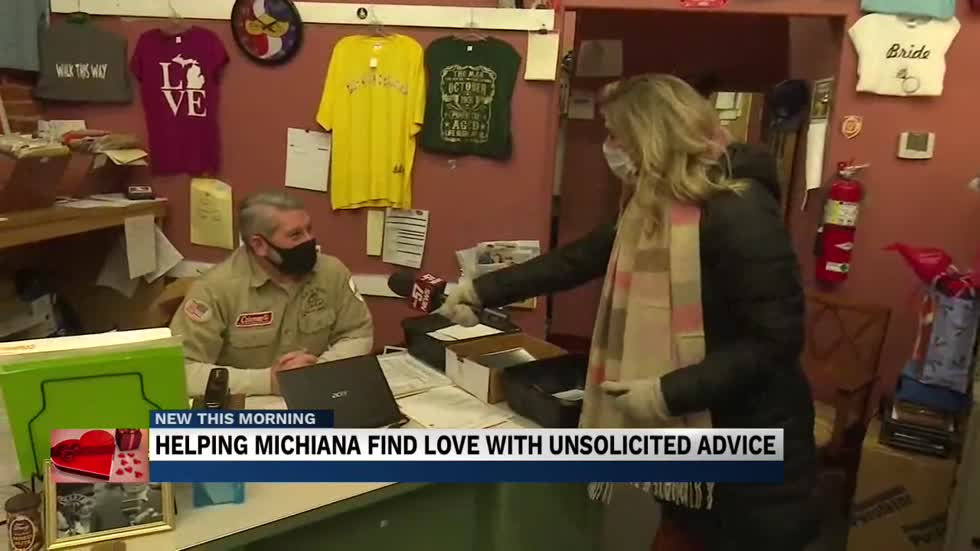 Providing Michiana with unsolicited love advice