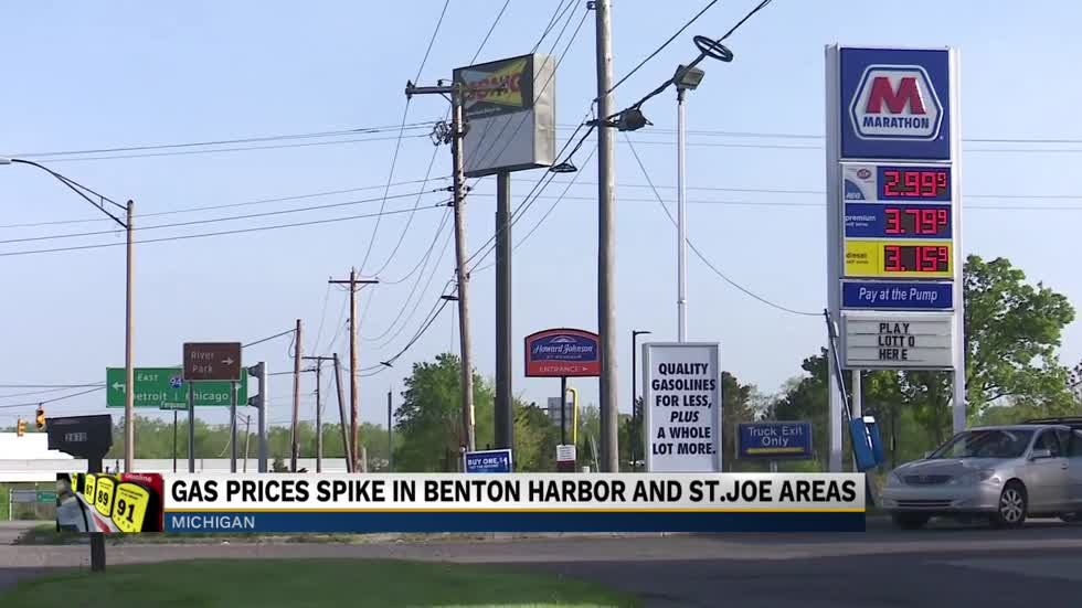 High gas prices are not stopping Memorial Day travel plans for many