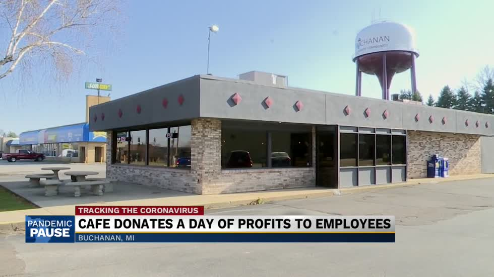 Hilltop Cafe raises funds for employees