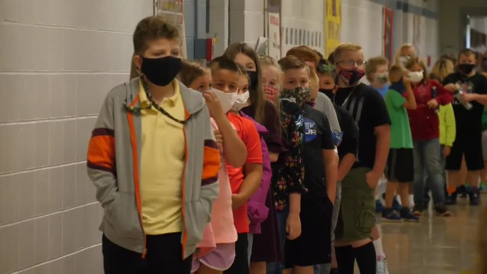 History in the making: an inside look at schools reopening during a pandemic