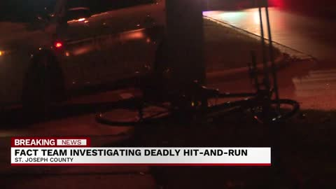 Hit-and-run in South Bend has left one dead, suspect still not...
