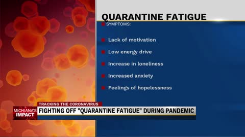 How to fight off quarantine fatigue