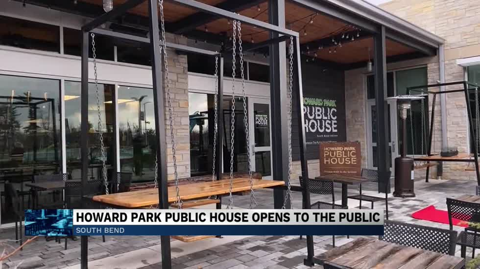 Howard Park's Public House has its ribbon cutting ceremony