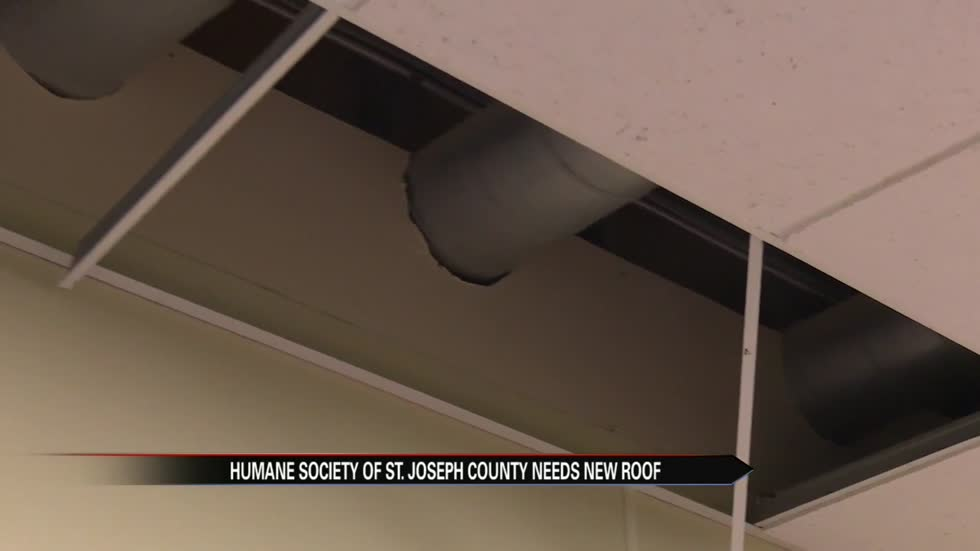 Humane Society of St. Joseph County in need of new roof