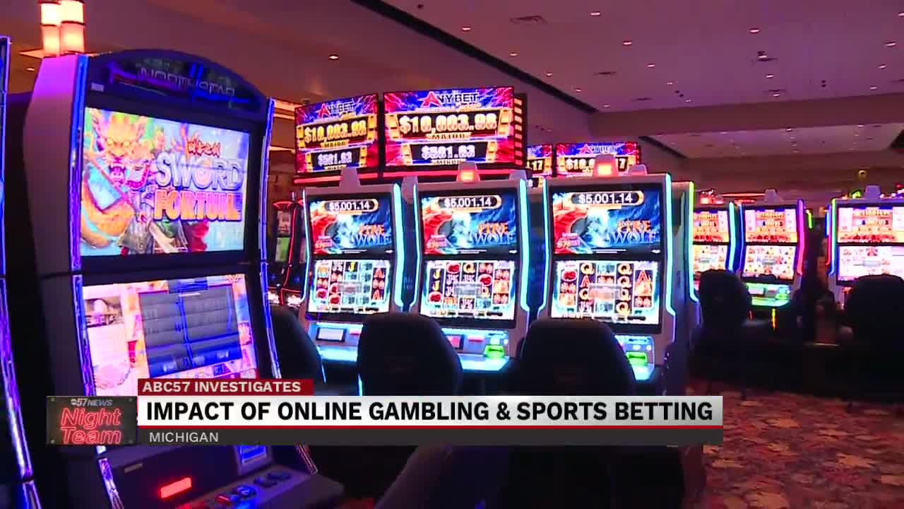 Four months into online gambling, Michigan seeing big payoff