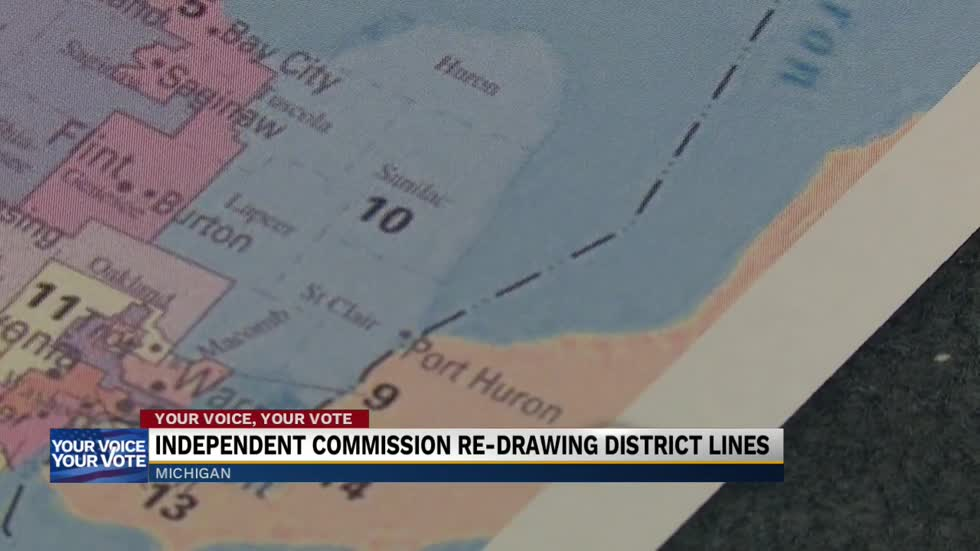 Workshop in Benton Harbor to recruit Michigan residents for new, independent redistricting commission