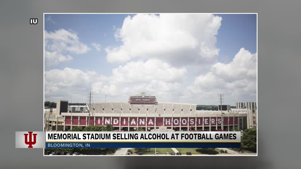 Indiana brewing company to serve beer and alcohol IU Football home games