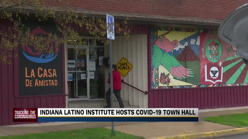 Local organizations educating minority groups facing barriers...