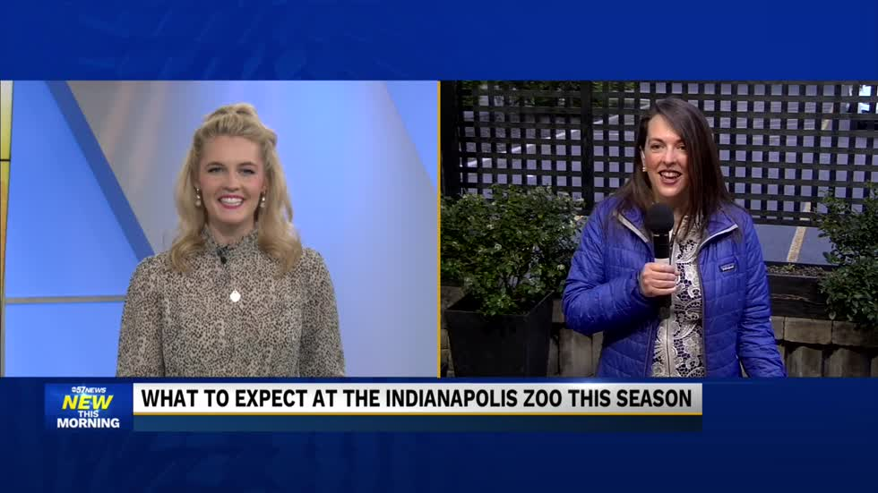 Indianapolis Zoo ramping up their 2021 season