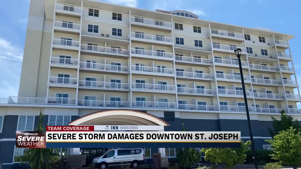 Inn at Harbor Shores offers half-off rooms for residents displaced by storms