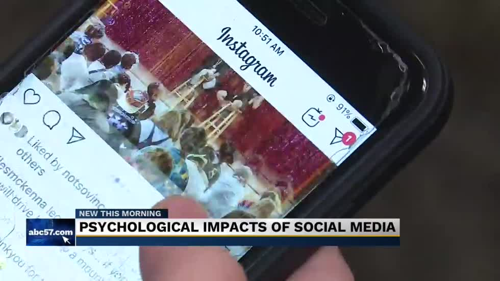 "Michiana counselors, teens explain the possible impacts of a ""like ban"" on Instagram"