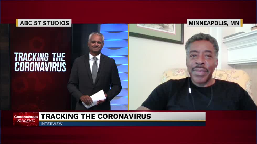 Interview with actor Ernie Hudson on coronavirus response