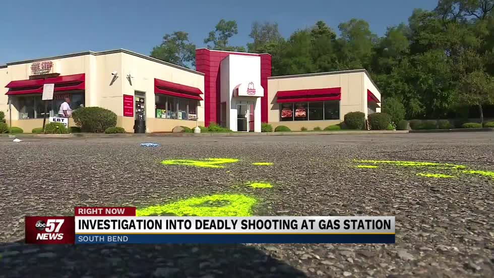 Investigation into deadly shooting at gas station