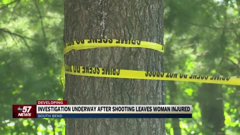 Investigation underway after shooting leaves woman injured