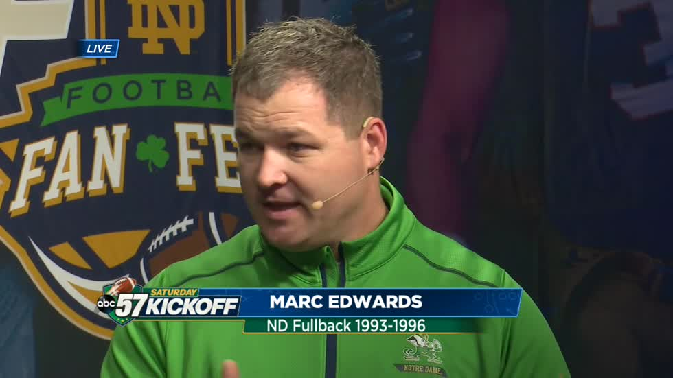 Irish Legend: Marc Edwards