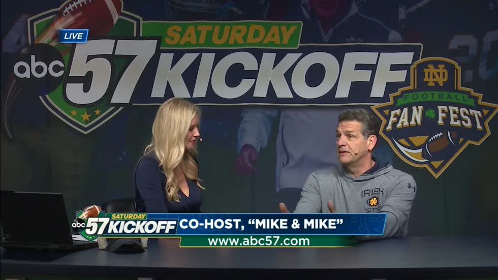 Irish Legend: Mike Golic