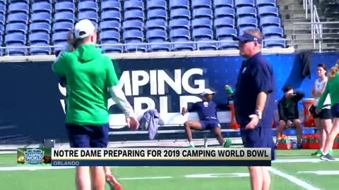 Irish turn to Tommy Rees to call plays in bowl game