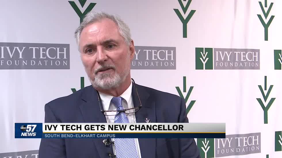 Ivy Tech Community College names new chancellor