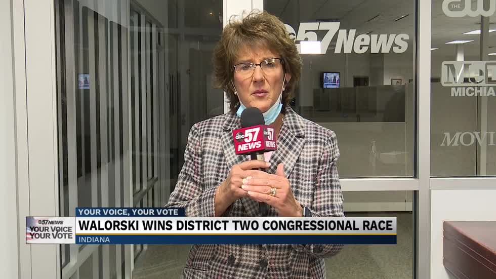 Rep. Jackie Walorski discusses election win